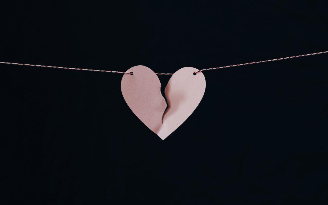 Prekid ljubavne veze je novi početak