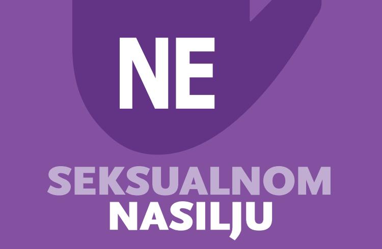 """Brošura """"NE seksualnom nasilju"""""""